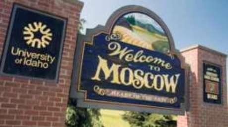 Mais de 20 cidades americanas levam o nome de Moscou
