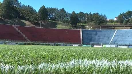 Pesa a favor do estádio a maior capacidade - cerca de 30 mil - e proximidade com a torcida do Rio de Janeiro. Contato com administração já ocorreu. Jogo com Criciúma foi no estádio