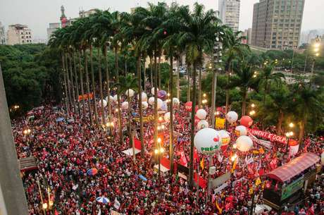 Praça da Sé, em São Paulo (SP)