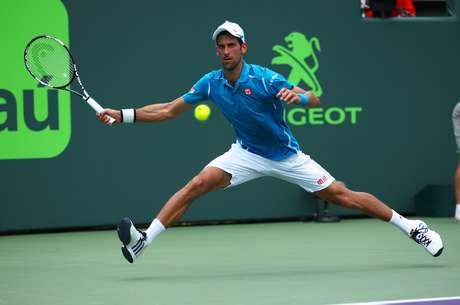 Djokovic busca o sexto título do aberto de Miami