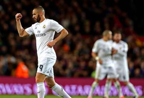 Benzema iniciou a virada do Real Madrid
