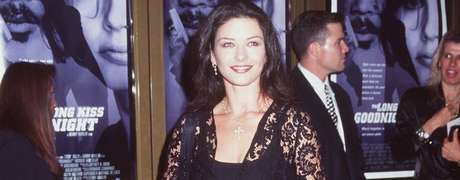 Catherine Zeta-Jones.