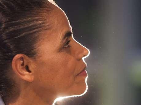 Marina Silva, fundadora da Rede Sustentabilidade