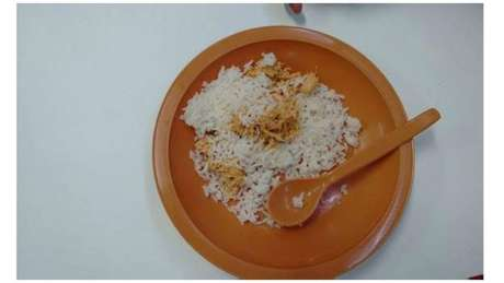 Merenda entregue a alunos do Estado é publicada no Facebook para mostrar dia a dia das refeições