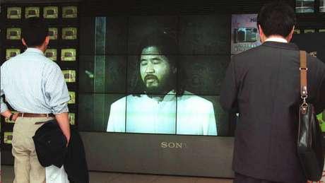 Mesmo no corredor da morte, Shoko Asahara ainda tem milhares de seguidores