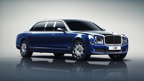 Bentley Mulsanne Grand Limousine (Fotos)