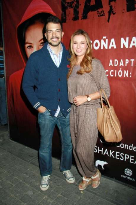 Fernando del Solar e Ingrid Coronado