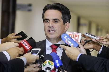 O presidente do PP, senador Ciro Nogueira (PP-PI)