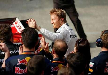 Rosberg vence 6° GP consecutivo na F1 2016