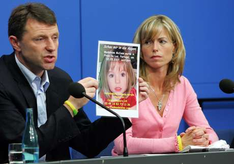 Gerry e Kate McCann