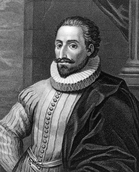 Miguel de Cervantes escreveu o clássico Dom Quixote