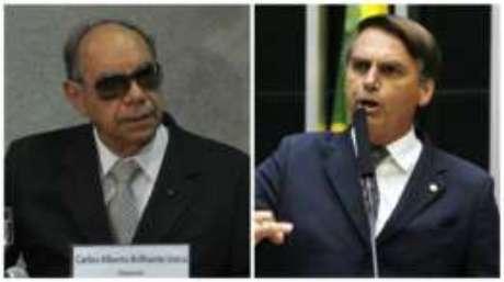"""Deputado justificou voto a favor de impeachment de Dilma pela """"memória do coronel Brilhante Ustra"""" acusado de tortura durante ditadura militar"""