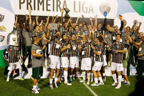 Fluminense, o primeiro campeão da história da Liga Sul-Minas-Rio