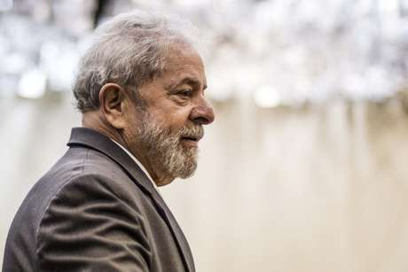 O ex-presidente Luis Inácio Luda da Silva