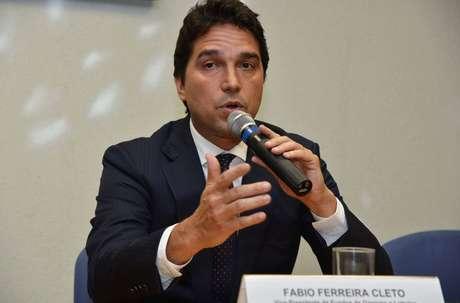 O ex-vice-presidente da Caixa Econômica Federal Fábio Cleto