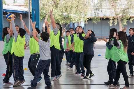Exámenes preventivos a escolares por enfermedades crónicas