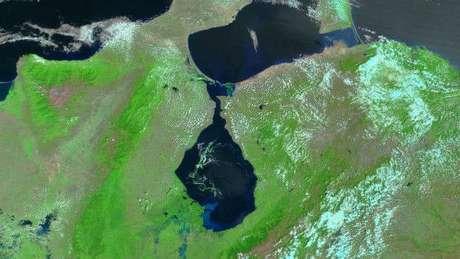 Lago Maracaibo é o maior da América do Sul