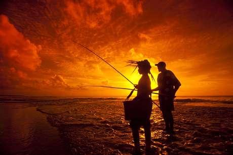 Pesca nas Ilhas Cook