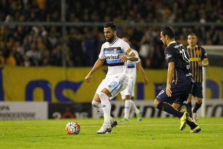 Grêmio, de Maicon, está fora da Libertadores