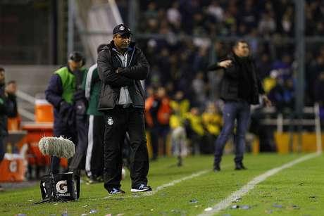 Roger vê passeio do Rosario e eliminação do Grêmio