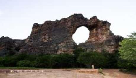 Parque Nacional da Serra Capivara foi criado em 1979 e tem mais de 91 mil hectares