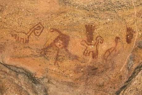 O Parque Nacional da Serra Capivara é Patrimônio Mundial da Unesco pela importância dos registros rupestres encontrados no local