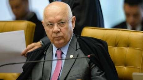 O ministro do Supremo Tribunal Federal (STF) Teori Zavascki
