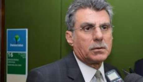 Brasília - O senador Romero Jucá será o novo ministro do Planejamento, Desenvolvimento e Gestão