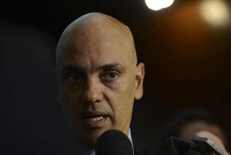 Ex-secretário de Segurança Pública do estado de São Paulo, Alexandre Moraes, é o novo ministro da Justiça e Cidadania