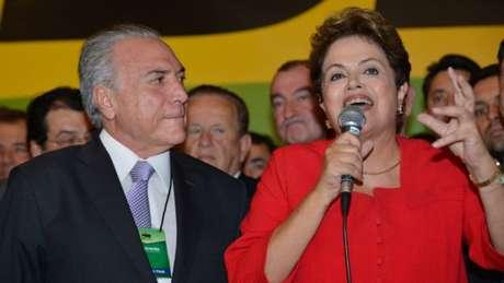 Reedição da chapa Dilma-Temer esteve longe de ser unanimidade no PMDB