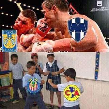 Mejores Memes del resultado Chivas vs América Liguilla Clausura 2016