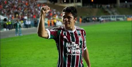 Osvaldo (Fluminense) é avaliado em R$ 14,8 milhões