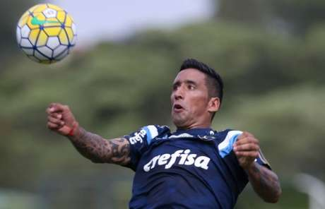Barrios (Palmeiras) é avaliado em R$ 13,8 milhões