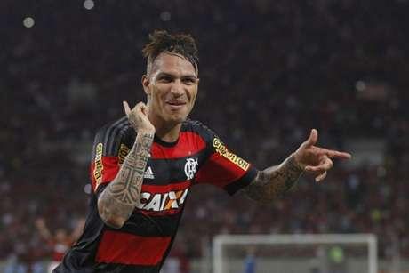 Guerrero (Flamengo) é avaliado em R$ 19,7 milhões