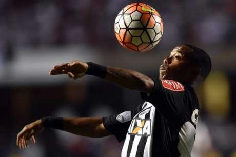 Robinho (Atlético-MG) é avaliado em R$ 17,8 milhões