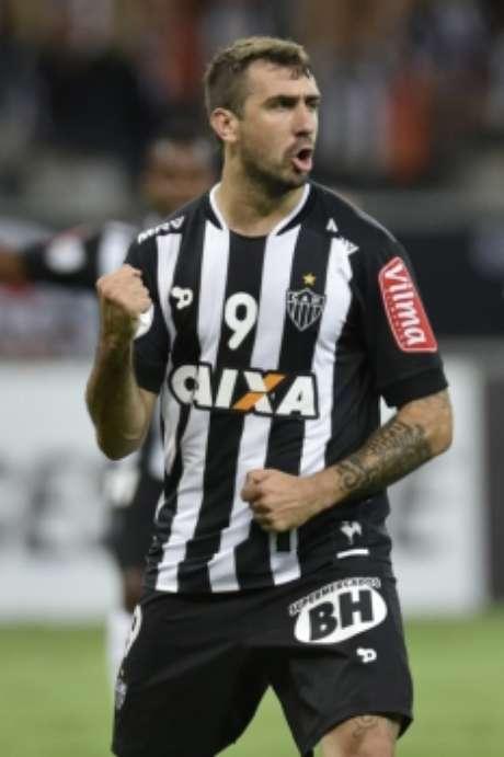 Pratto (Atlético-MG) é avaliado em R$ 18,7 milhões