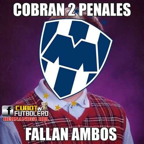 Mejores Memes del resultado Monterrey vs Tigres Liguilla Clausura 2016