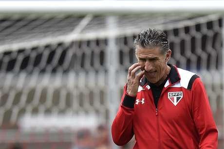 Bauza já foi entrevista pela diretoria da Federação Argentina de Futebol para a vaga de técnico da seleção
