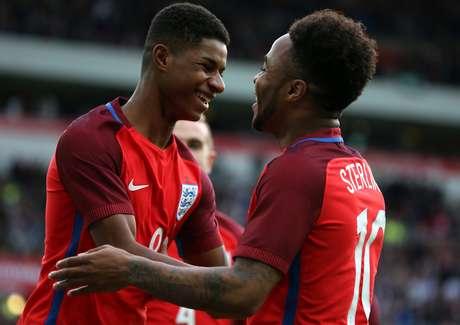 Con gol de último minuto, Inglaterra consiguió empate ante Escocia