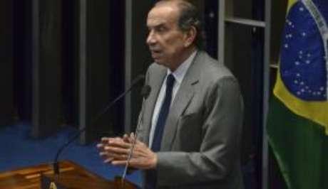 Atual presidente da Comissão de Relações Exteriores do Senado, Aloysio Nunes Ferreira foi escolhido hoje para a liderança do governo