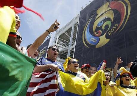Estados Unidos vs Colombia en vivo Copa America Centenario ...