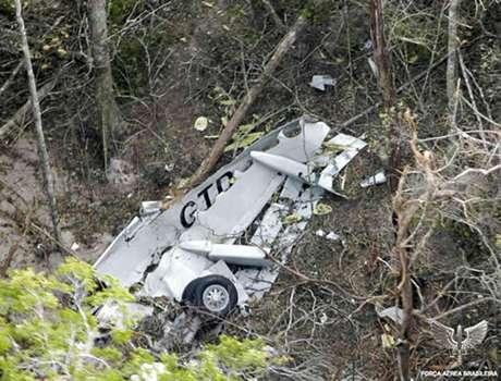 O Boeing 737-800 que operava o voo 1907 caiu após colisão no ar, em 29 de setembro de 2006