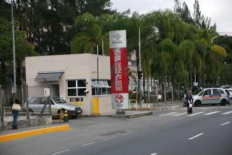 Hospital Luzia de Pinho Melo, em Mogi das Cruzes