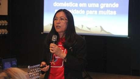 """Desembargadora Maria Zuíla Dutra: quem oferece trabalho a crianças """"pode pensar que está fazendo um bem, mas na verdade faz mal""""."""