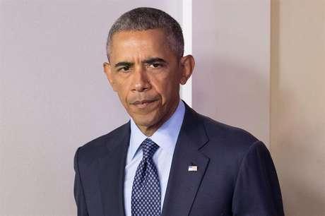 Obama durante pronunciamento sobre o massacre em Orlando