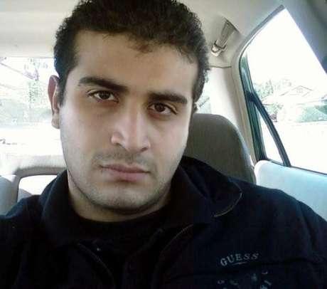 Omar Mateen, em uma fotografia sem data; ele trabalhava como vigia