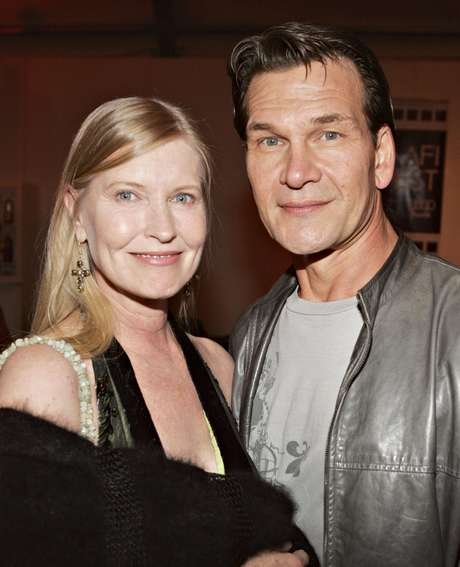 Patrick Swayze e Lisa Niemi ficaram casados por 34 anos