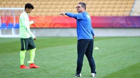 Micale será o encarregado de comandar a busca pelo inédito ouro olímpico no futebol