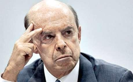 Francisco Dornelles, governador interino do Rio de Janeiro, decretou calamidade pública (Foto: Divulgação)