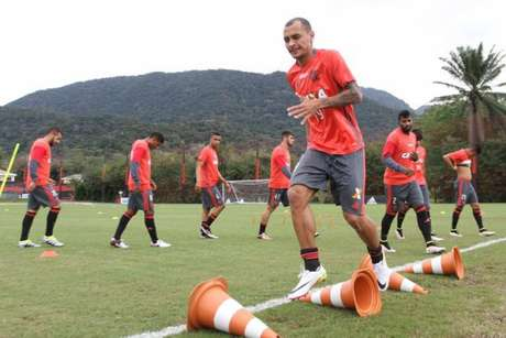 Alan Patrick vive bom momento no Flamengo (Gilvan de Souza / Gilvan de Souza)